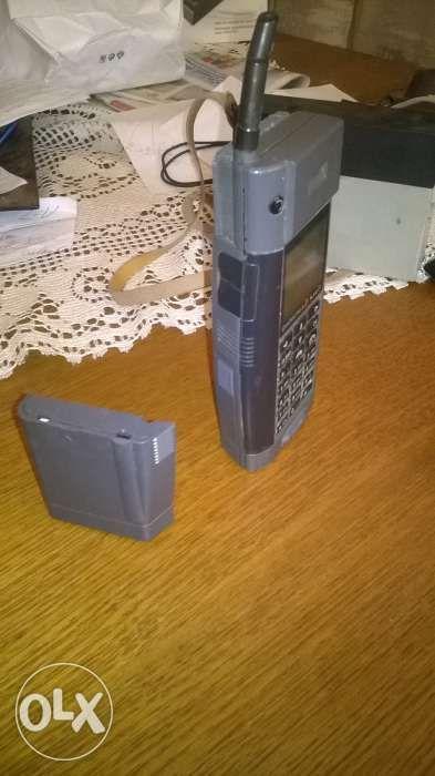 Telefon Bosch/Dancall cu baterie de rezerva