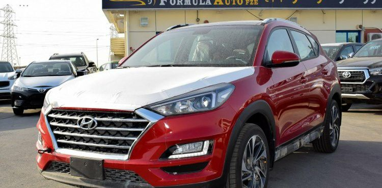 Promoção de Hyundai Tucson