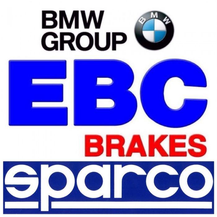 Предни накладки за БМВ оригинални BMW спортни ЕБЦ Е36 Е46 320и 325 328