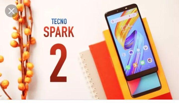 Tecno Spark2 selado
