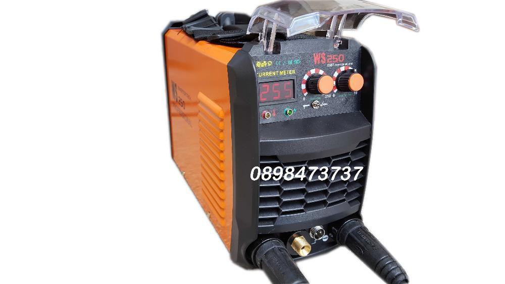 Електрожен инверторен+аргон и дигитален дисплей WS-250