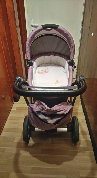 Бебешка количка BABY DESIGN Lupo 2 в 1