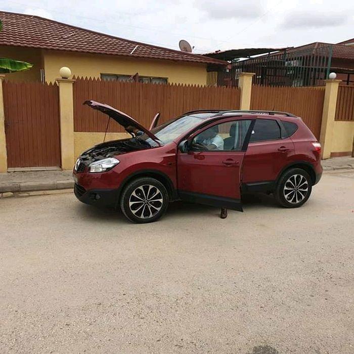 Vendo este Nissan Qashqai Recém Chegado da Europa