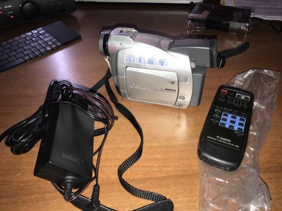 Camera video Canon mv 600