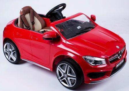 Masinuta electrica pentru copii Mercedes CLA + factura + garantie Bucuresti - imagine 8