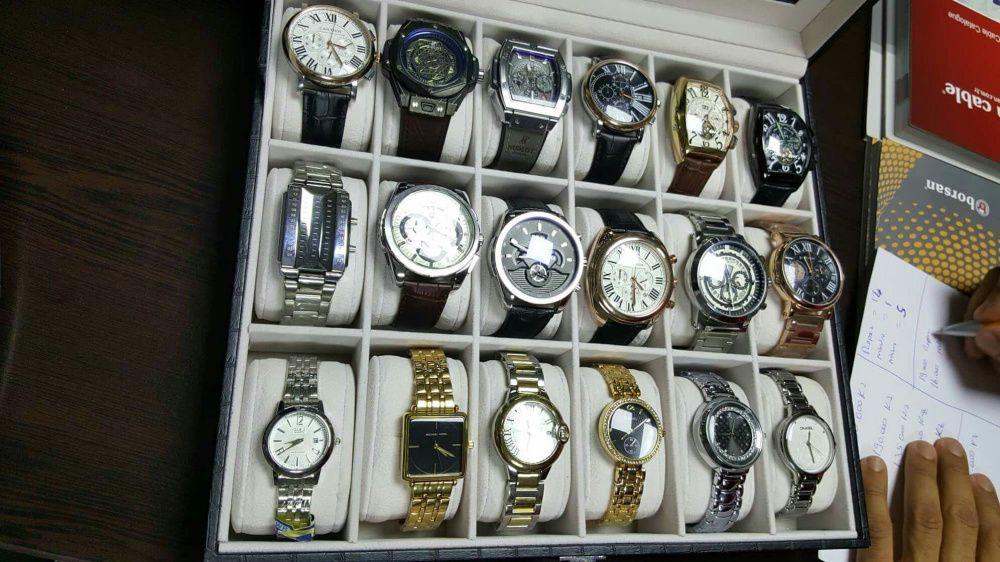 Relógios sensacionais