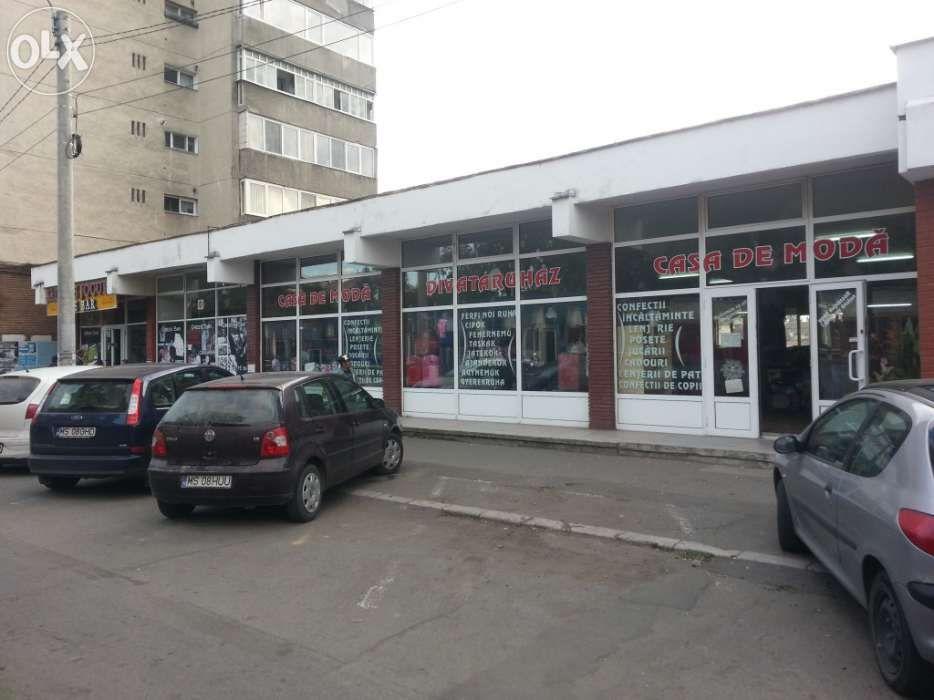 Spatiu comercial 450 mp in Tg-Mures Piata Garii nr.3