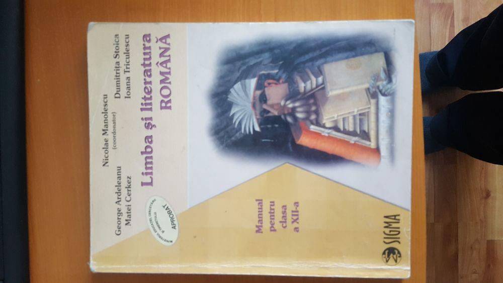 Vand manuale pentru clasa a XI-a si a XII-a