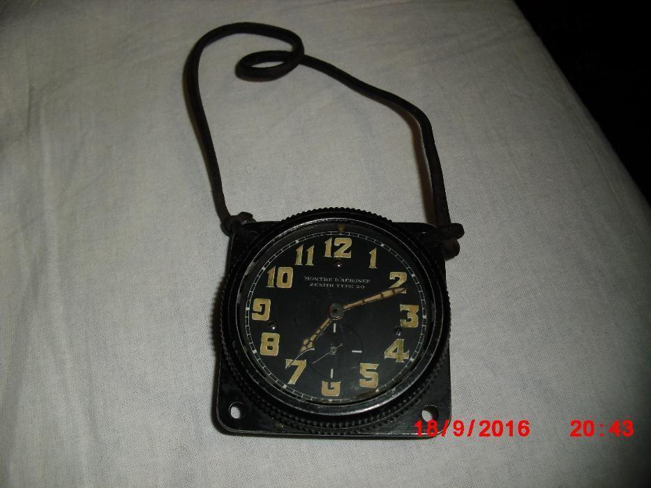 Часовник ZENITH Type 20