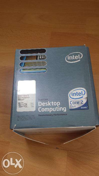Procesor Intel Core 2 Duo E6320 + Cooler