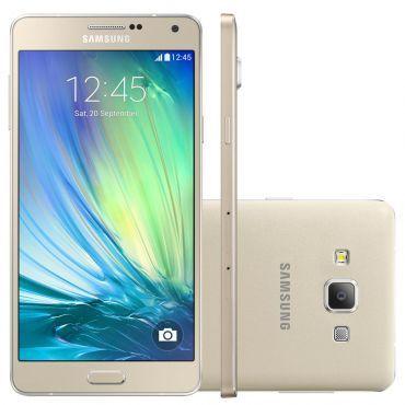 Samsung Galaxy A7 Plus Dourado