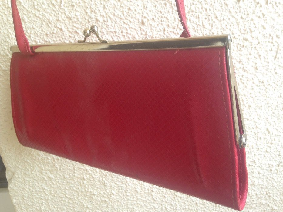 Ретро дамска чанта- плик