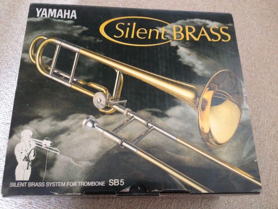 Продавам Yamaha Silent Brass SB 5