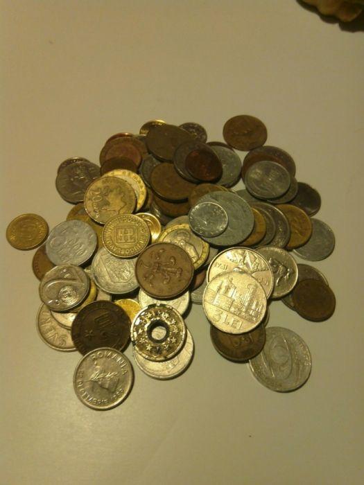 Colectie monezi si bancnote