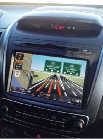 KIA Sorento Rio HYUNDAI i40 update navigatie SD CARD Map sportage