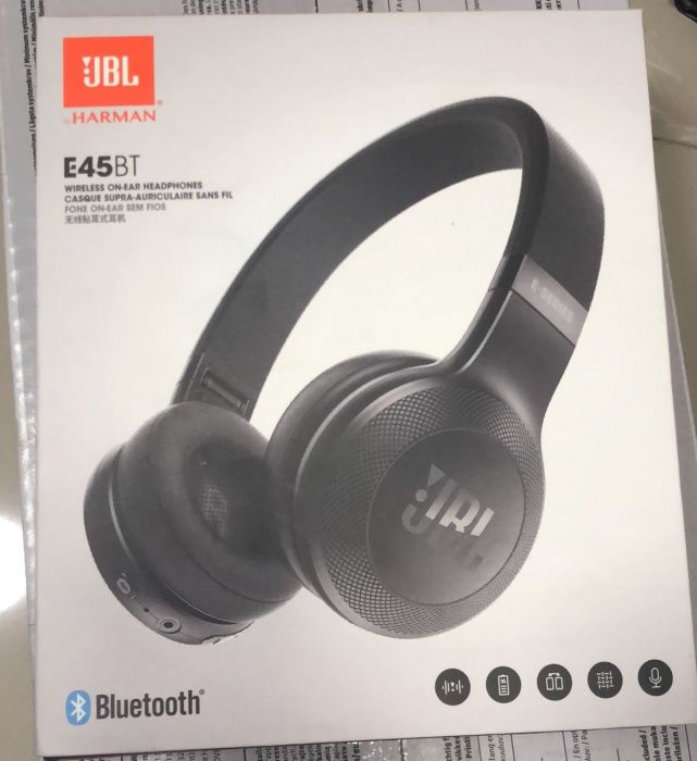 JBL E45BT original headset