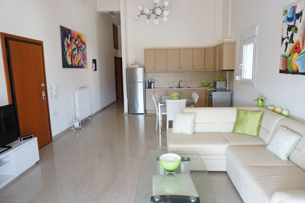 19-Апартамент Стефани пред плажа, 2 спални, 5 човека, Керамоти, Гърция гр. София - image 7
