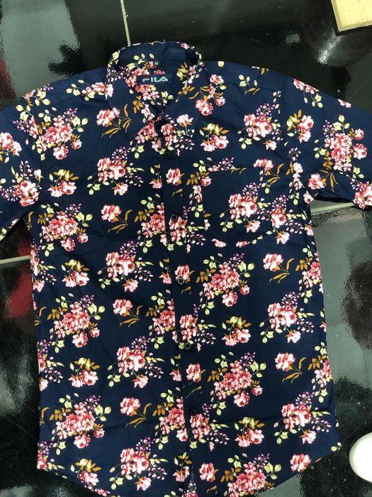 Camisas tropicais