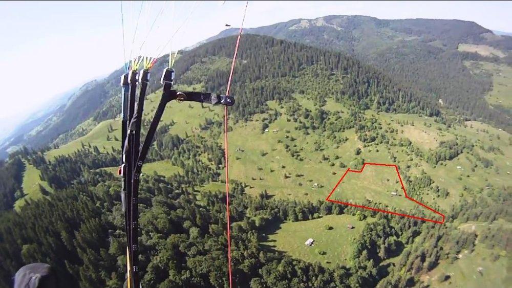 Teren 1,7 ha (17000 mp)