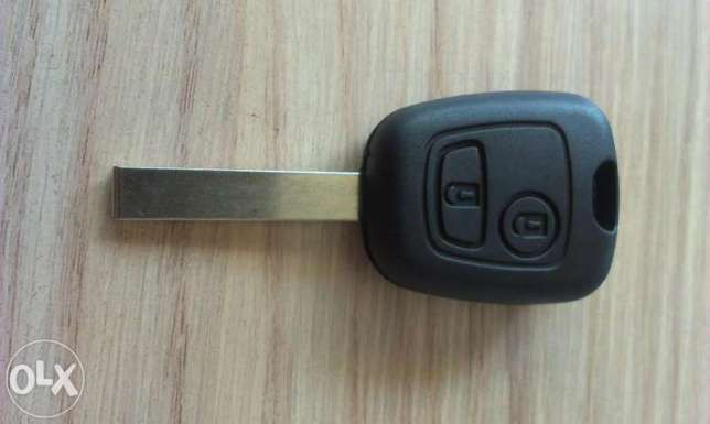Кутийка ключ за Пежо(Peugeot) 207,208,307,308