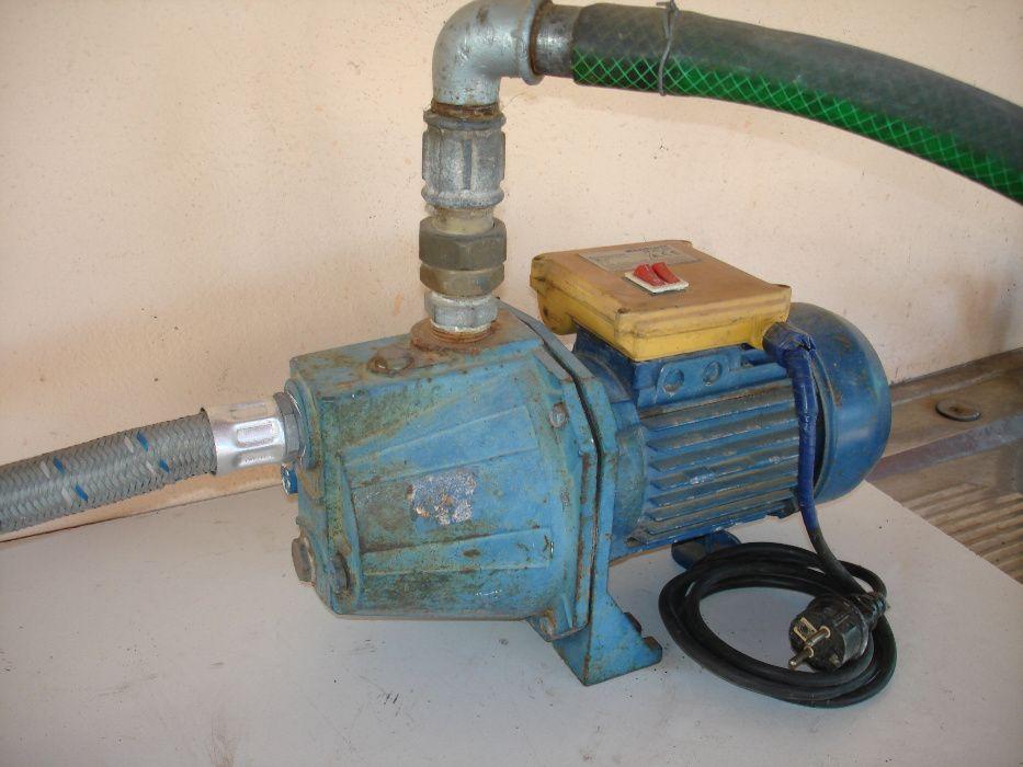 Pompa un tol cu motor Einhell - RFG