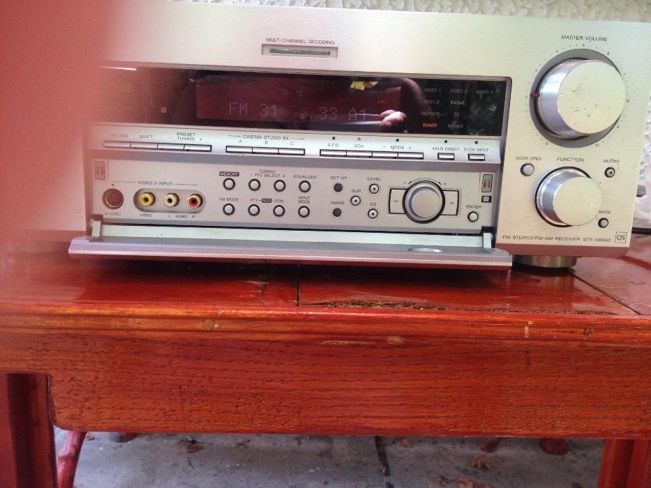 Amplificator receptor audio SONY STR-DB840