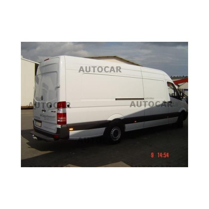 Carlig remorcare NOU Mercedes Sprinter lung VW Crafter dupa 2006