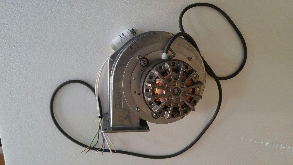 Ventilator gaze arse Generator Aer Cald Tecnoclima PA-106, UT-106