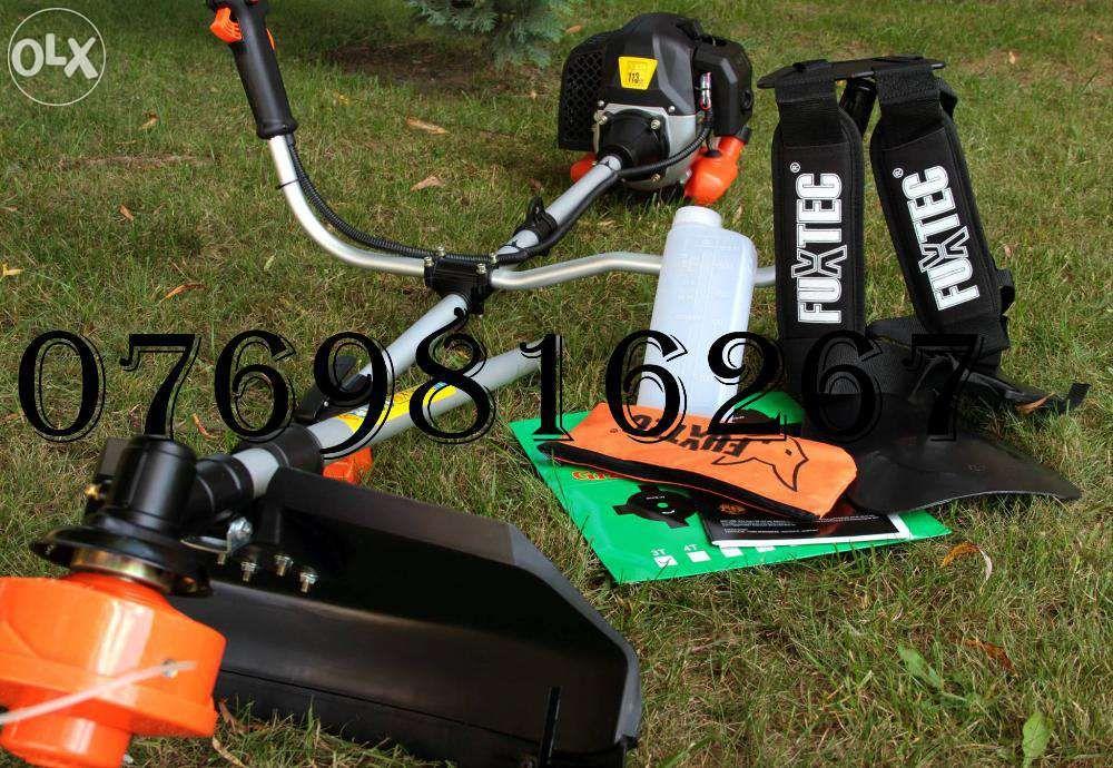 Motocoasa 2in1 Fuxtec FX-MS152 MODEL NOU 52 ccm 3 cai cu garantie Sacueni - imagine 2