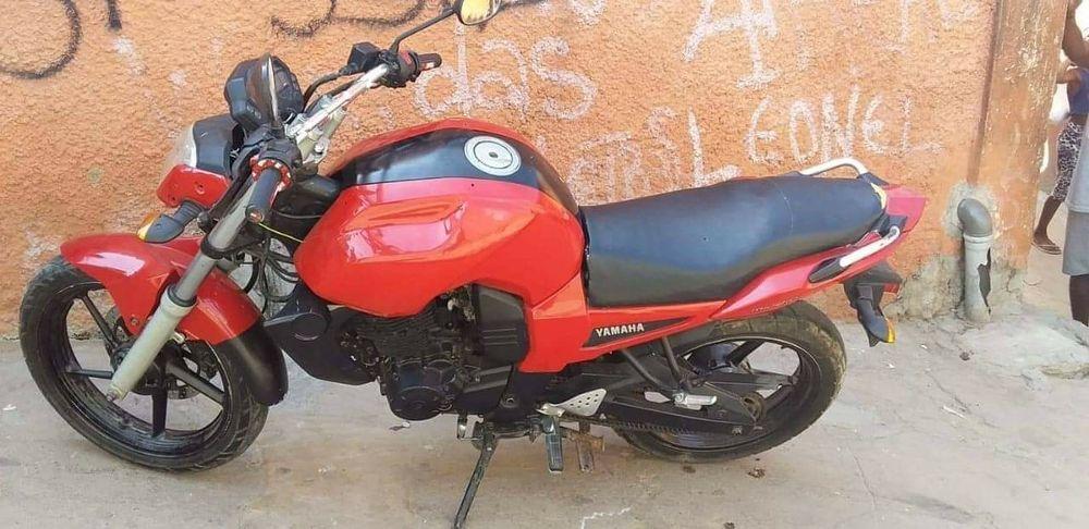 Vendo a minha mota Fz em bom estado interessado puxa. Vila Alice - imagem 1