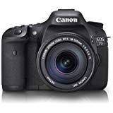 Câmera SLR Digital CMOS Canon EOS 7D 18 MP com EF-S 18-135 mm f / 3.5-