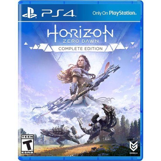 Horizon zero down ps4 selado Sommerschield - imagem 1