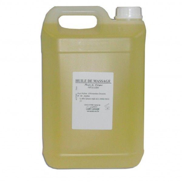 Базисно масажно олио 5 литра/масажни продукти