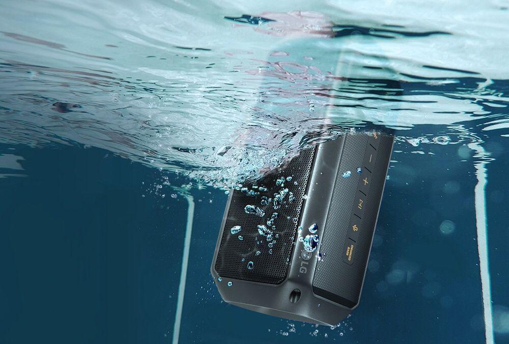 Coluna Portátil LG XBoom nova na caixa