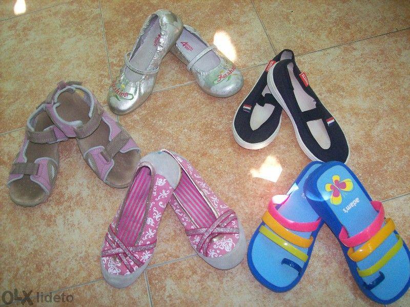 Обувки № 34