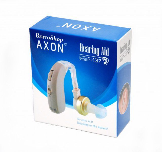 Aparat auditiv AXON F-137 ,Proteza auditiva f137-Sigilat !