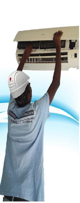 Reparação e Manutenção de Arca, Gilleira e Ar-Condicionado