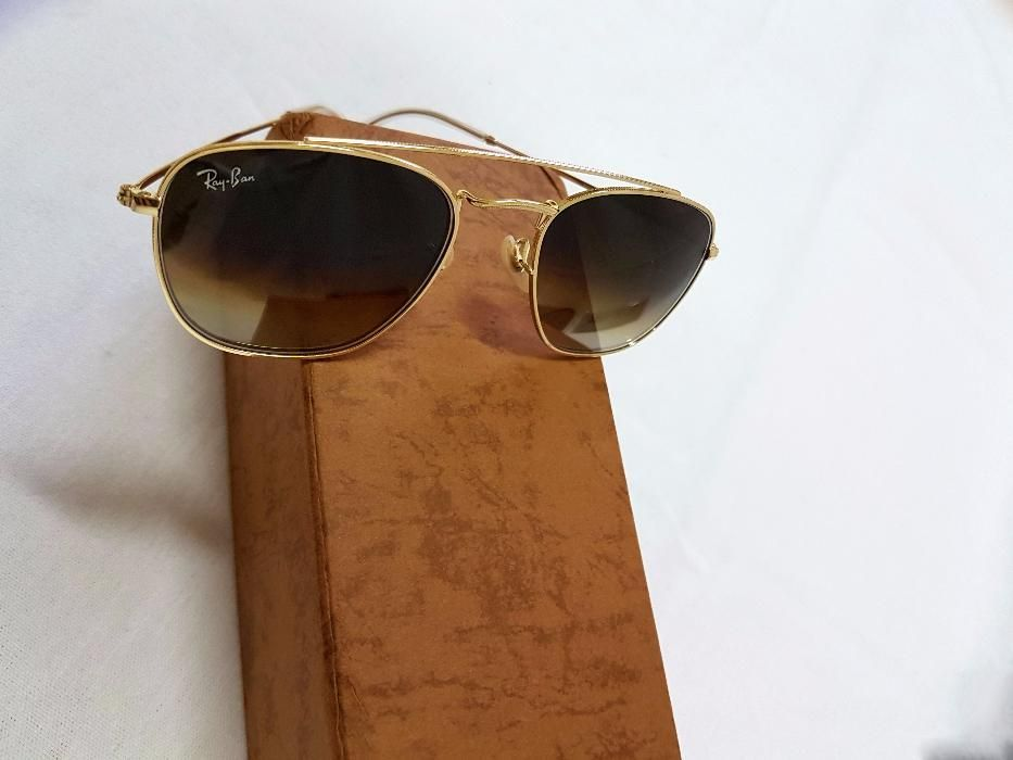 Ray-Ban RB 3557 - W3235 3N (aviator large metal)