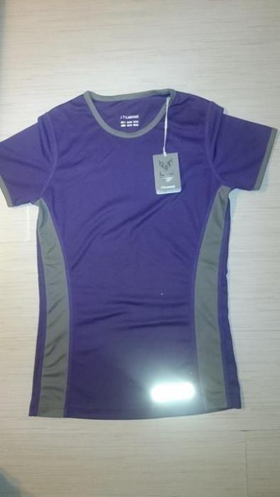 Дамска спортна блуза Hummel - размер S