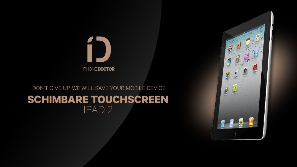 Display iPad2 / Touchscreen iPad2