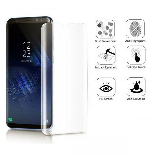 Стъклен протектор за Samsung Galaxy S9 G960 FullFace Прозрачен