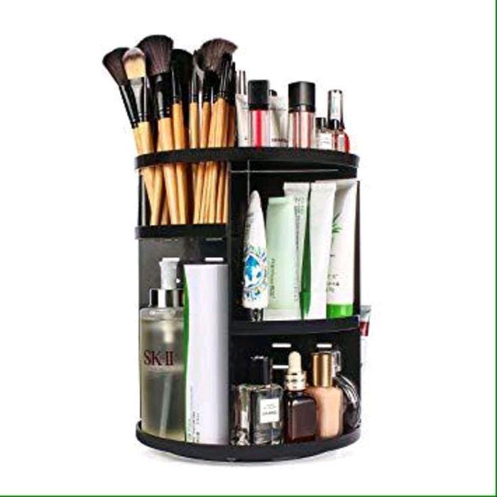 Vendo organizador de cosméticos rotativo