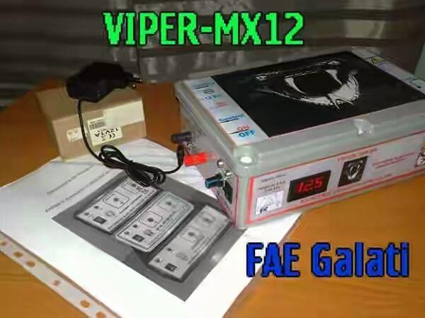 """Gard electric""""Viper-MX12""""cu dispay digital."""