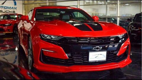Chevrolet Camaro 2019 Automático de 0Km novo disponível já em Angola