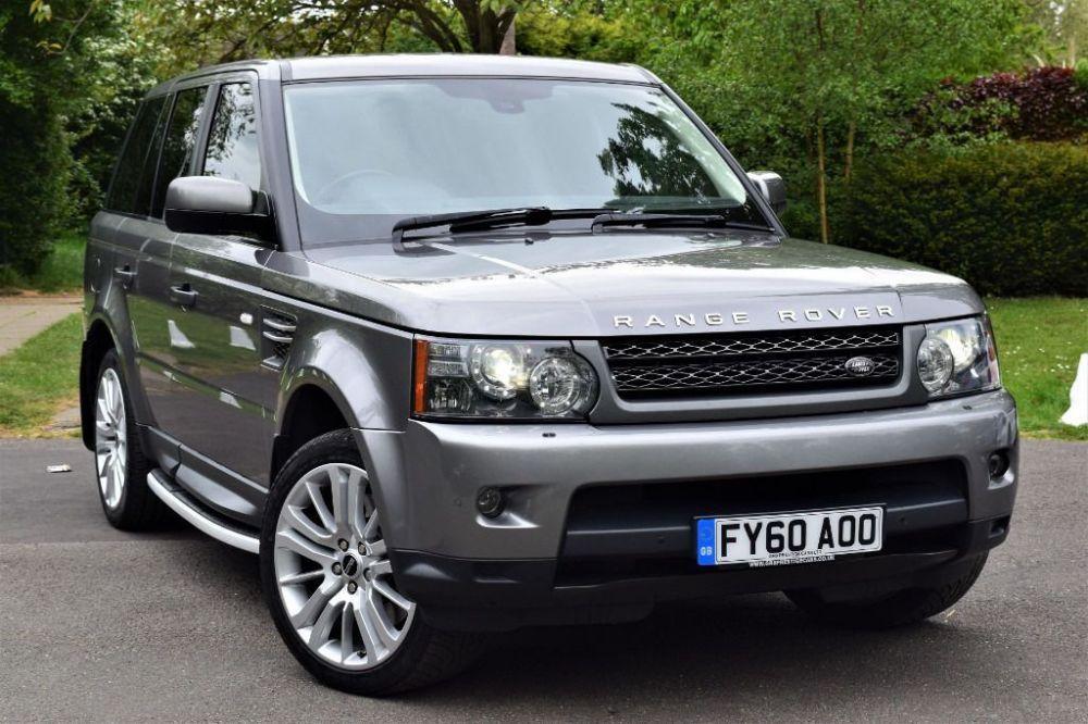 Dezmembrez Range Rover Sport 2011
