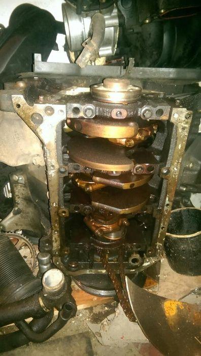 Двигатель на запчасти Ауди А6