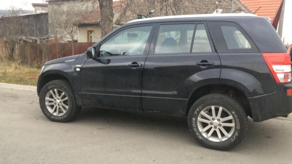 Kit inaltare +5cm Suzuki Grand Vitara 2005-2015 Sibiu - imagine 5