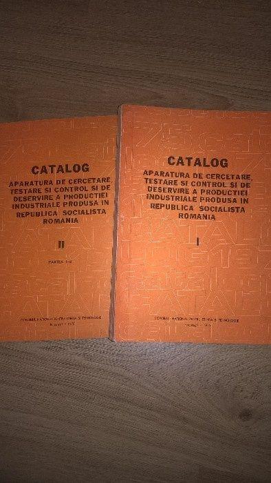 Catalog vechi vol 1si 2 aparatura de cercetare-testare-control