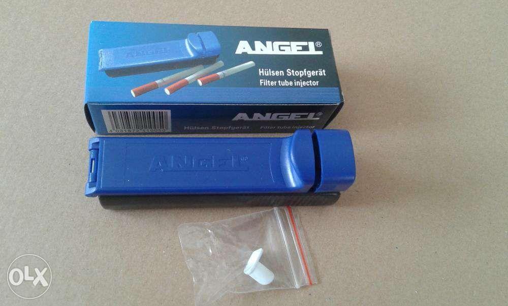 Aparat Angel pentru injectat tutun in tuburi tigari