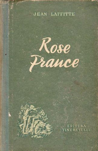 Rose France - Jean Laffitte